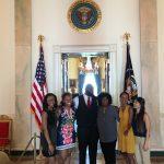 Local Scholars Visit Nation's Capitol